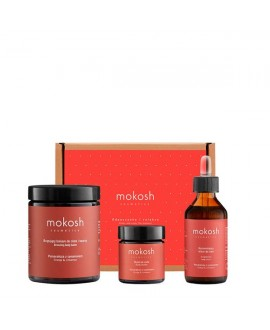 THE WARMTH OF ORANGE&CINNAMON BODY SET, Mokosh