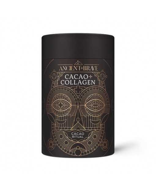 CACAO + COLLAGEN, Ancient&Brave