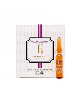 INSTANT FIRMING BOOSTER, 7x2ml. Gemma's Dream