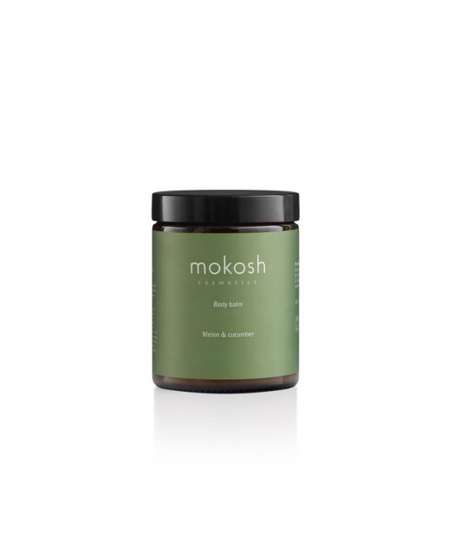BODY BALM MELON&CUCUMBER, 180ml. Mokosh