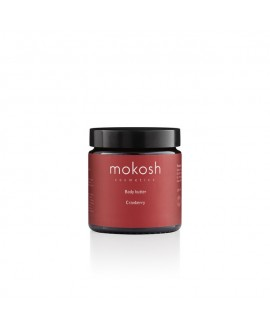 BODY BUTTER CRANBERRY, 120ml. Mokosh