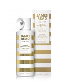 James Read.INSTANT BRONZING...