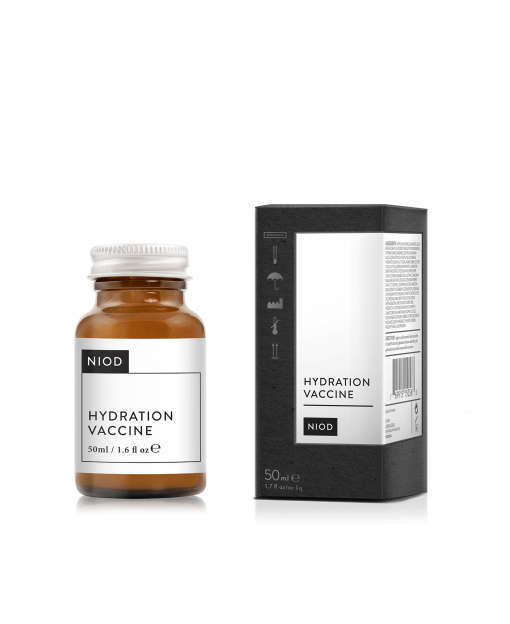 HYDRATION VACCINE. NIOD. HIDRATANTE. 50 ML.