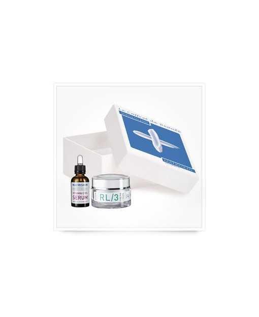 Previene y trata la cuperosis, rojeces y descamación con este tratamiento rico en vitaminas, colágeno y ceramidas, que devuelven