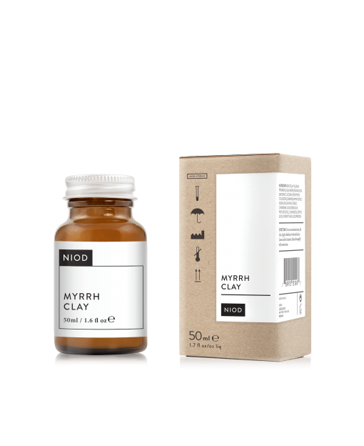 MYRRH CLAY. NIOD. MASCARILLA FACIAL. 50ML