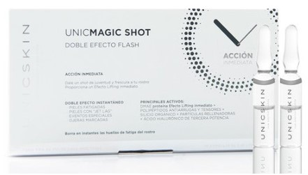 Unicmagic Shot