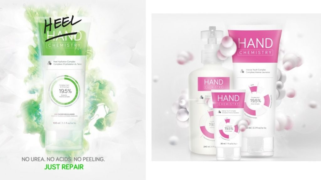 cuidado manos The Chemistry Brand