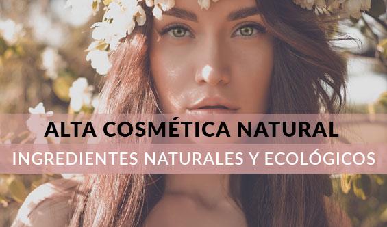 alta cosmetica natural