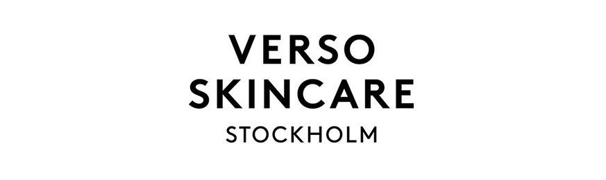 VERSO SKINCARE. Suecia